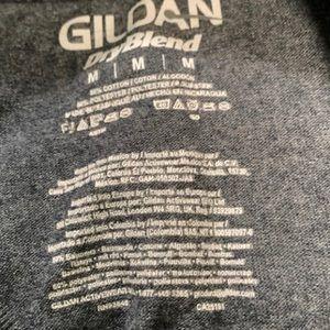 Gildan Tops - Retro Dead End Kids Cheshire Cat Cult